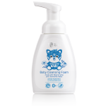 Vitamama BABY. Baby Cleansing foam made with Siberian pine and chamomile water, 250 ml 404242