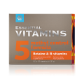 Food supplement Essential Vitamins. Betaine & B-vitamins, 30 capsules
